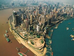 Chongqing Chaotianmen Dock