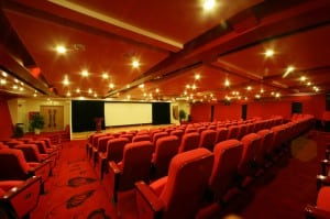 Century Paragon Cruise ship cinema