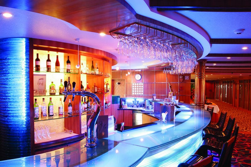 Century star yangtze river cruise ship - Pictures of bars ...