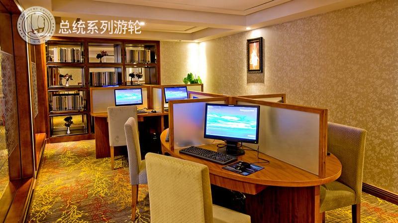 President No 8 Cruise Ship China Luxury River Cruise