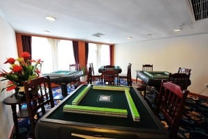 Learn to Play Mahjong on a Yangtze River cruise ship