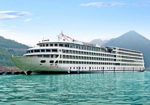 President No.7 cruise ship, budget Yangtze River cruises