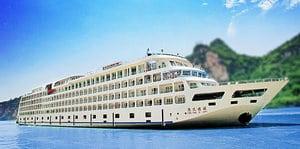 President No.6 cruise ship