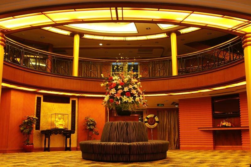 Victoria Anna Luxury Yangtze River Cruise Ship Yangtze