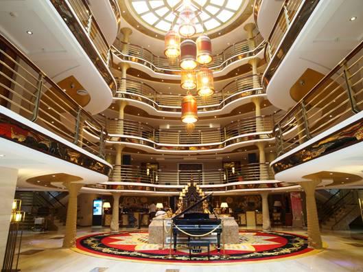 Yangtze Gold 5 Cruise Ship Luxury Three Gorges Cruise