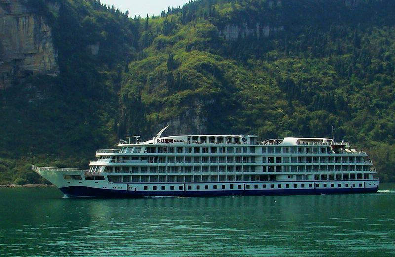 Yangtze 1 Cruise Ship  Yangtze River Cruise Ship