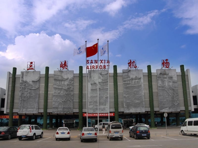 Yichang Sanxia Airport