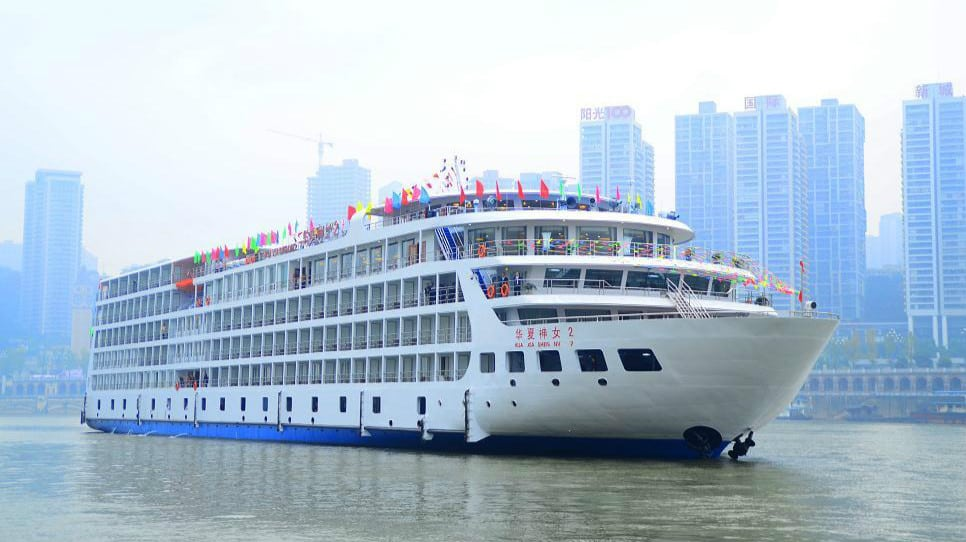 China Goddess No 2 Cruise Ship Discount And Special Offers