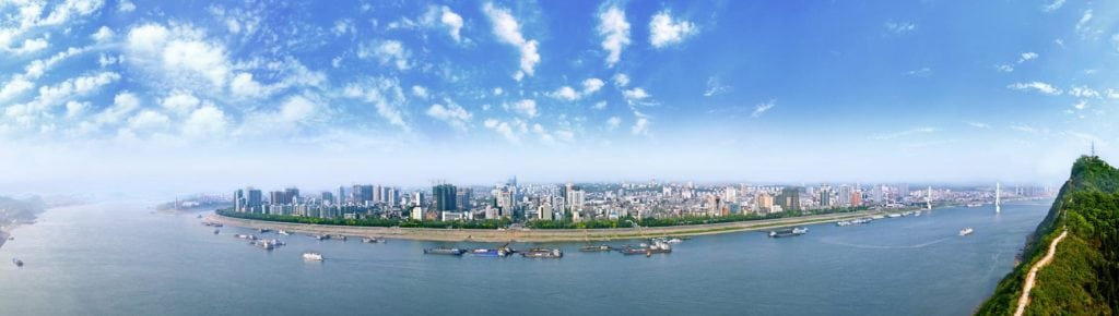 Get to Yichang City