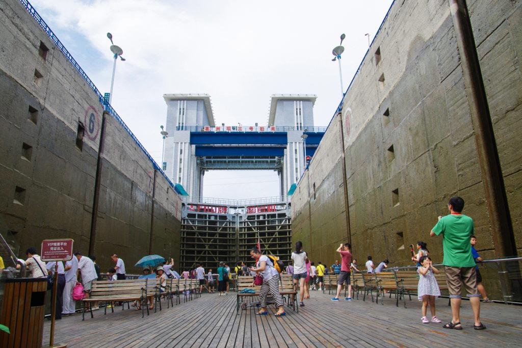 Gezhouba Dam No. 3 Ship Lock