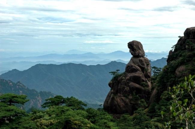 Goddess Peak Shennv Peak