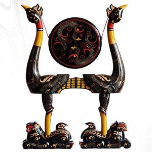 Lacquerware in Jingzhou