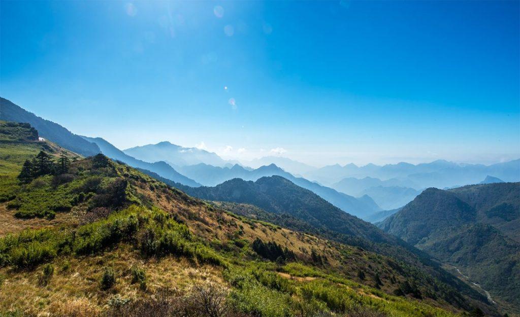 Shennongjia National Nature Reserve