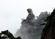 Goddess Peak in Wu Gorge