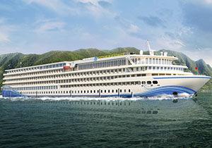 Victoria Sabrina Cruise Ship