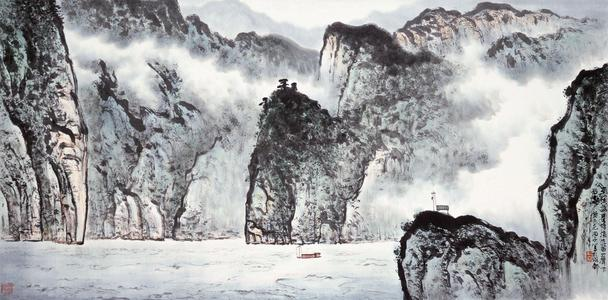 Wushan Paintings