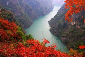Xiling Gorge - Autumn