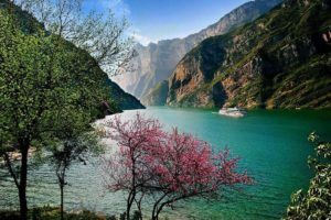 Xiling Gorge - Spring