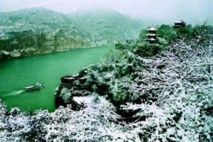 Xiling Gorge - Winter