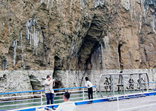 Bellow Gorge
