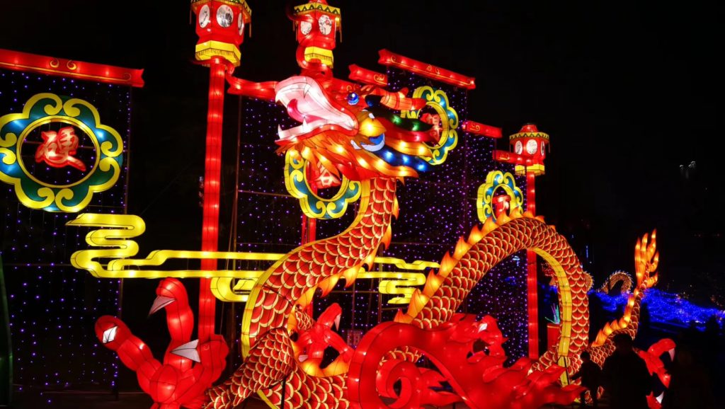 Dragon Lanterns of Tongliang