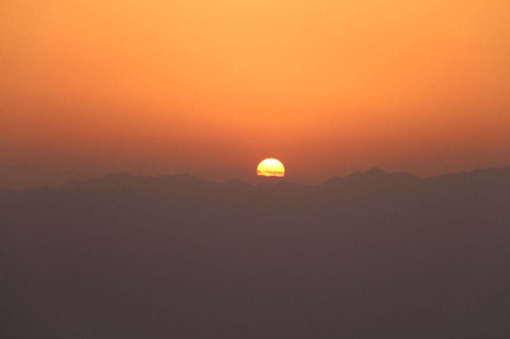 Enjoy the Sunset on the Yellow Ox Peak