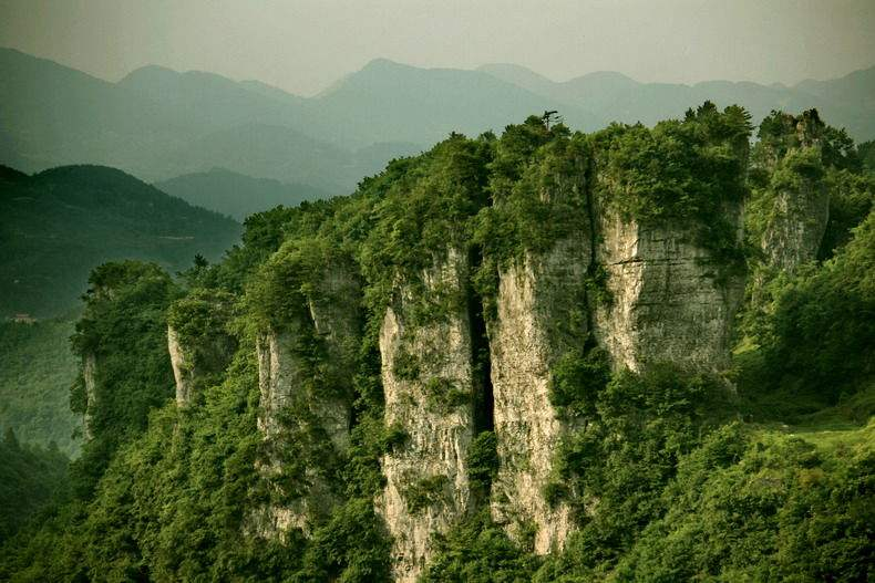 Gezi River Stone Forest