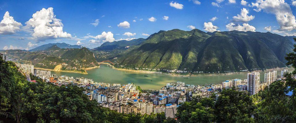 Wushan County