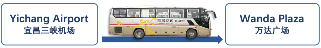 Yichang Airport Shuttle
