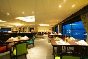 Century Paragon VIP Dining Room