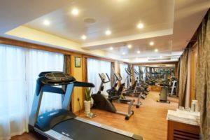 yangtze river cruise ship Fitness Center