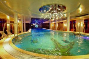 yangtze river cruise ship Heated Swimming Pool