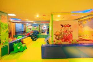 yangtze river cruise ship Kids Garden