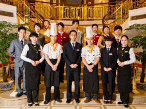 President Cruises Staff