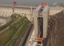 Three Gorges Dam Ship Lift