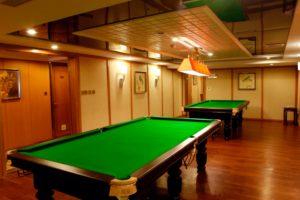 Yangtze Gold Cruises Billiards
