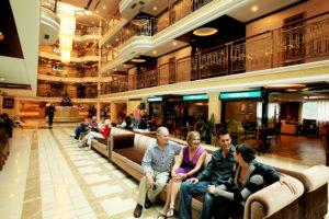 Yangtze Gold Cruises Pedestrian Street