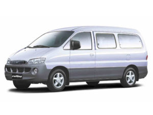 private transfer business van
