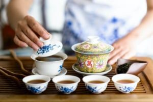 Yangtze River Cruise onboard activities Chinese Tea Art